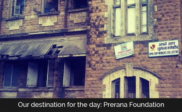 Prerana Anti Human Trafficking
